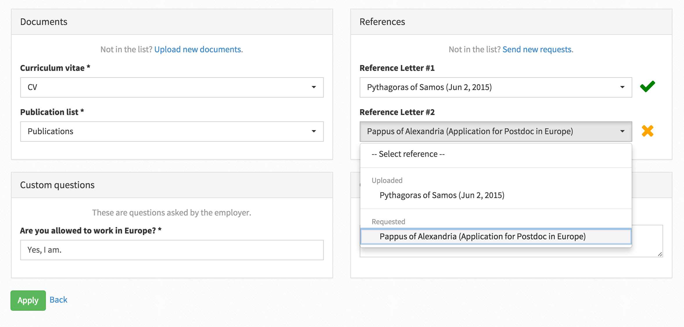 How To Fill Out A Job Application Form Kubreforic